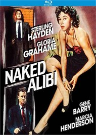 Naked Alibi (Blue-ray)