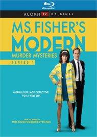 Ms. Fishers Modern Murder Mysteries: Series 1 (Blu-ray)
