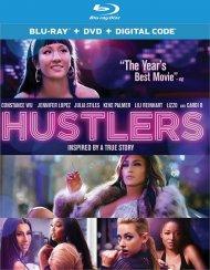 Hustlers (Blu-Ray + DVD + Digital)