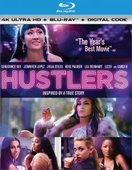 Hustlers (4K Ultra HD + Blu-Ray + Digital)