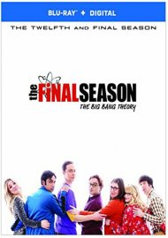 The Big Bang Theory: The Complete Twelfth and Final Season (blu-ray+Digital)