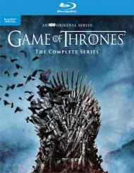 Game of Thrones: Complete Series (Blu-Ray + Digital)