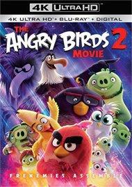 Angry Birds Movie 2, The (4K+Blu-ray+Digital)