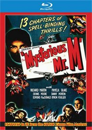 Mysterious Mr. M-Restored Edition (Blu-ray)