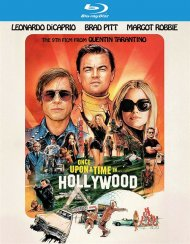 Once Upon a Time in Hollywood (4K UltraHD + Blu-Ray + Digital)