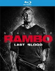 Rambo: Last Blood (4K Ultra HD + Blu-Ray + Digital)