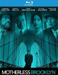 Motherless Brooklyn (Blu-ray + DVD + Digital)