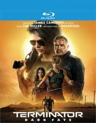 Terminator: Dark Fate (Blu-Ray + DVD + Digital)
