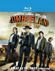 Zombieland: Double Tap (Blu-Ray + DVD + Digital)