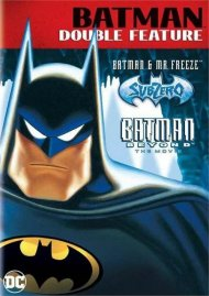 Batman & Mr. Freeze: Subzero / Batman Beyond: The Movie