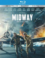 Midway (4k Ultra HD + Blu-Ray + Digital)