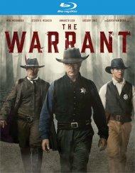 Warrant, The (Blu-ray + Digital)