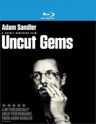 Uncut Gems (Blu-Ray + DVD + Digital)