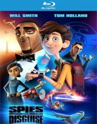 Spies in Disguise (Blu-Ray + DVD + Digital)
