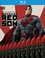 Superman: Red Son (Blu-Ray + DVD + Digital)