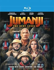 Jumanji: The Next Level (4K Ultra HD + Blu-Ray + Digital)