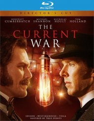 Current War, The (Blu-Ray + DVD + Digital)