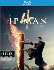 Ip Man 4: The Finale (4k Ultra HD + Blu-ray)