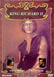 King Richard II: The Plays Of William Shakespeare