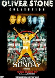 Any Given Sunday: Special Edition Directors Cut