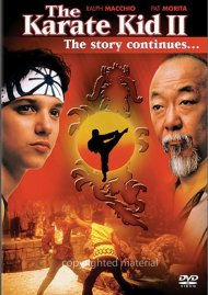 Karate Kid, The: Part II