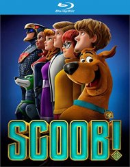 Scoob! (4K-UHD/Blu-ray/Digital)