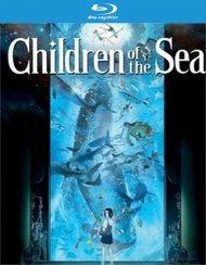 Children of the Sea (Blu-ray/DVD Combo)