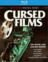 Cursed Films-Season 1 (Blu-ray)