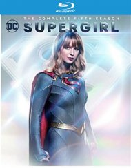 Supergirl-The Complete Fifth Season (Blu-ray)