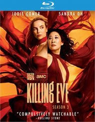 Killing Eve-Season 3 (Blu-ray)