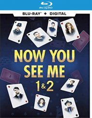 Now You See Me 1&2 (Blu-ray)