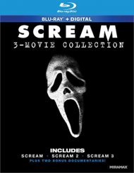 Scream-3 Movie Collection (Theatrical Version Blu-ray)