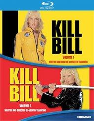 Kill Bill-2 Movie Collection (Blu-ray)