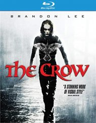 Crow, The (Theatrical Version Blu-ray + Digital)