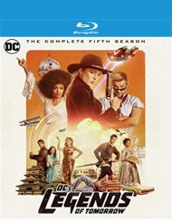 DCs Legends of Tomorrow: The Complete Fifth Season (Blu-ray)