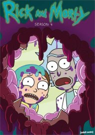 Rick & Morty: The Complete Fourth Season