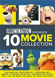 Illumination Presents: 10 Movie Collection