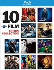 Universal 10-Film Action Collection (Blu-ray)