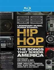 Hip Hop: Songs That Shook America (Blu-ray