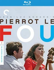 Pierrot Le Fou (Criterion Collection Blu-ray)