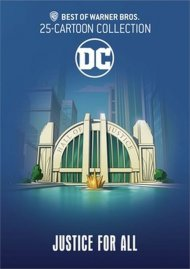 Best of Warner Bros: 25 Cartoon Collection: DC Comics