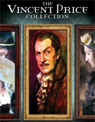 Vincent Price Collection, The (Blu-Ray/WS/4 Discs)