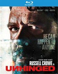 Unhinged (Blu-ray/DVD/Digital)