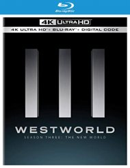 Westworld: The Complete Third Season - The New World (4K Ultra + Blu-ray + Digital)