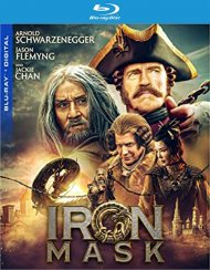 Iron Mask (Blu-ray + Digital)
