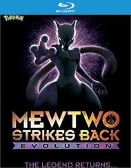 Pokemon The Movie: Mewtwo Strikes Back Evolution (Blu-ray)