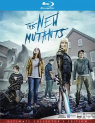 New Mutants (Ultra 4K + Blu-ray + Digital)