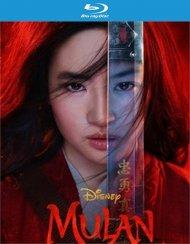 Mulan (Live Action Blu-ray + Digital)