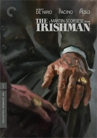 The Irishman (Criterion Collection DVD)