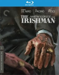 The Irishman (The Criterion Collection Blu ray)